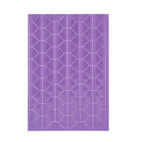 Самоклеющиеся уголки для фото Фиолетовые, 102 шт